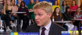 Ronan Farrow: Hillary Tried To Cancel Interview With Me Over Weinstein Reporting