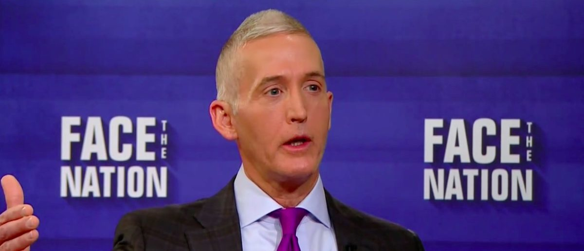Trey Gowdy Offers Tip To Republicans: 'Look For Emails Between Brennan And Comey'