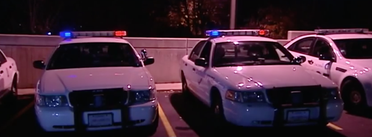 Two police officers let a teenage boy suffocate to death after not getting out of their patrol car to look for him, new body cam footage shows. (Screen Shot/Youtube/Cincinnati Police Cars)