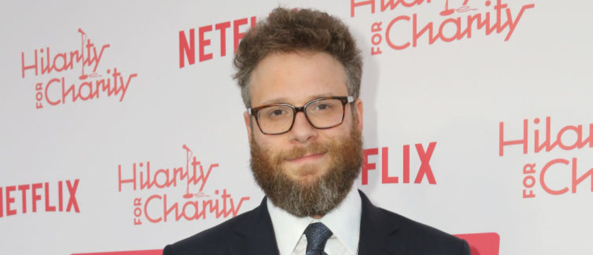 LOS ANGELES, CA - MARCH 24: Seth Rogen attends Seth Rogen's Hilarity For Charity at Hollywood Palladium on March 24, 2018 in Los Angeles, California. (Photo by Rachel Murray/Getty Images for Netflix)