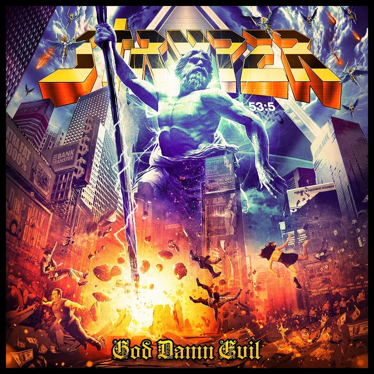 Stryper album cover courtesy of Jeffrey Podoshen