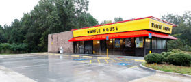 Nude Gunman Kills Four At A Tennessee Waffle House