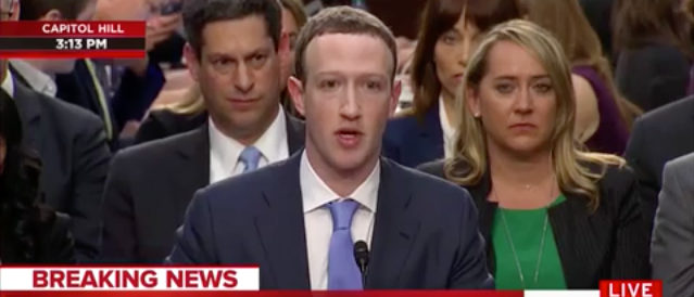 Zuckerberg: Use AI To Ban Hate Speech | The Daily Caller