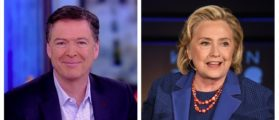 Comey 'Can't Answer' If 'Hillary Clinton Got Justice'