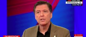 Comey: 'There Is No Deep State… That's Nonsense'