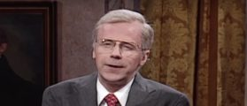 Dana Carvey Reflects On Years Of Impersonating His Friend, George H.W. Bush