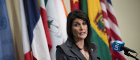Nikki Haley, Bernie Sanders Battle Over UN Report Of Poverty In U.S.