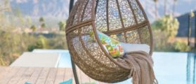 Normally $465, this wicker chair is 48 percent off (Photo via Jet.com)