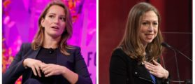 Chelsea Clinton Slaps Down Katy Tur Over Chozick Fact Checking Claims