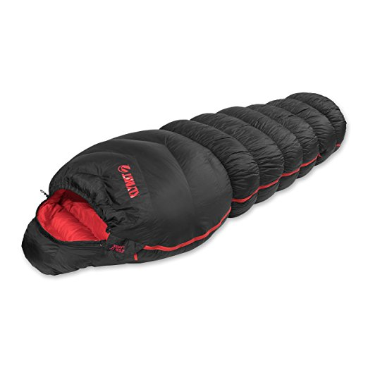 Normally $280, this sleeping bag is 31 percent off today (Photo via Amazon)