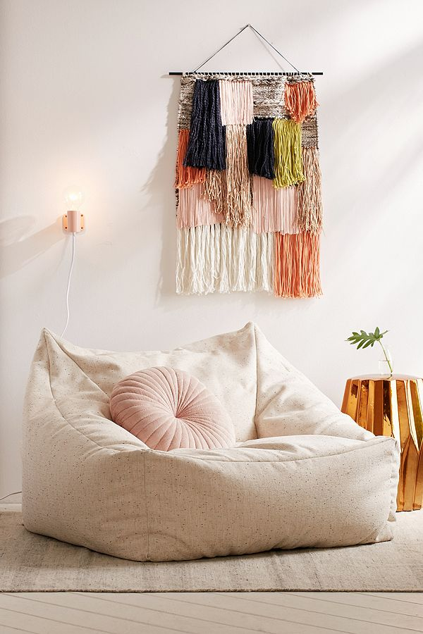 Normally $250, this lounge chair is 8 percent off (Photo via Urban Outfitters)