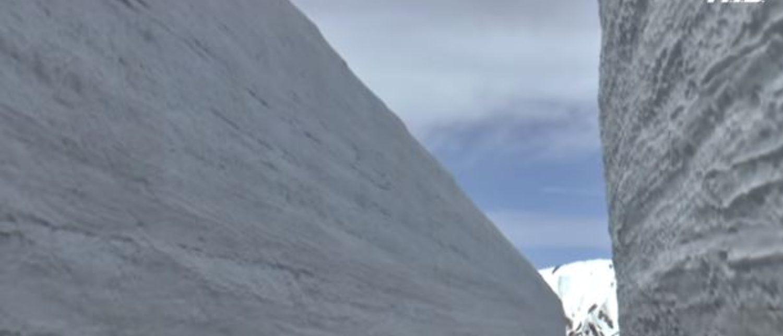Snow walls of Tateyama Kurobe Alpin Route in Japan (YouTube) | Winter Brings Hugs Walls Of Snow To Japan