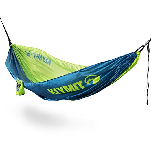 Normally $90, this double hammock is 23 percent off today (Photo via Amazon)