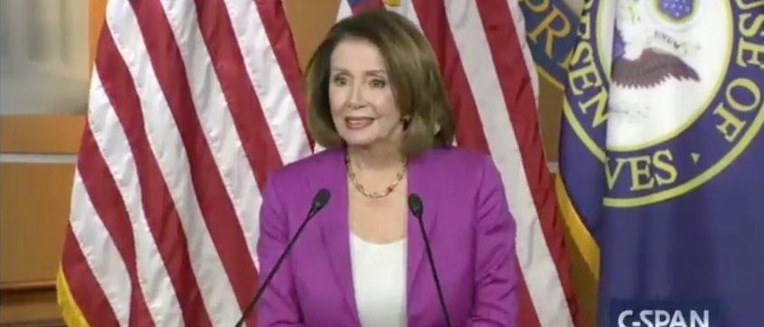 Nancy Pelosi (YouTube)