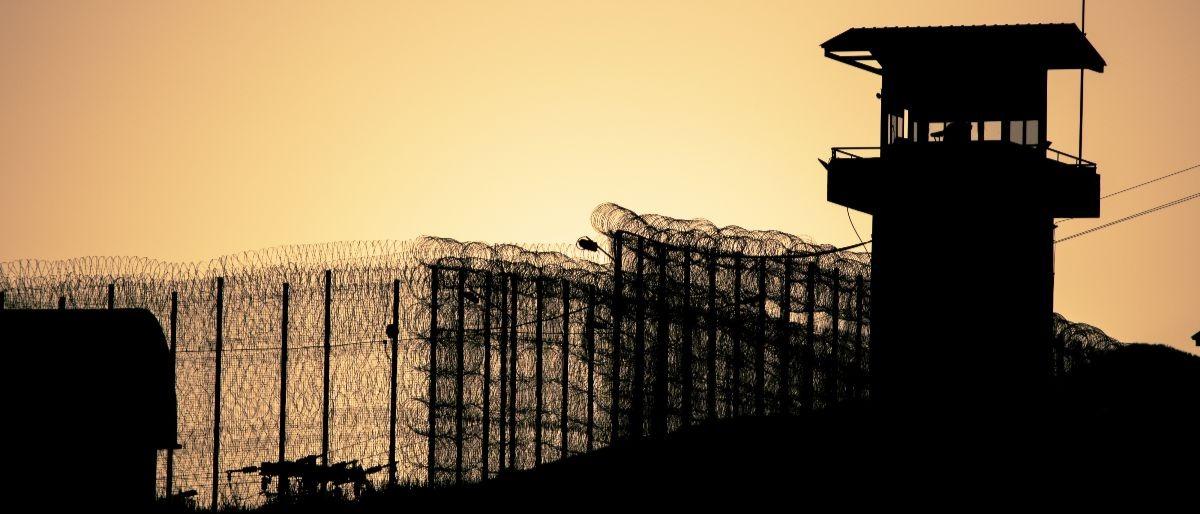 prison Shutterstock/Georgios Tsichlis