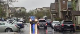 Police Surround Tennessee Apartment Complex, SWAT Goes After Waffle House Shooter