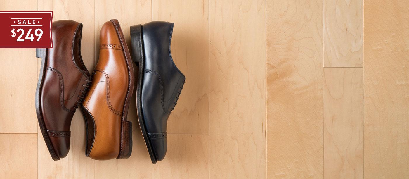 Allen Edmonds' Fifth Avenue shoes are $176 off (Photo via Allen Edmonds)