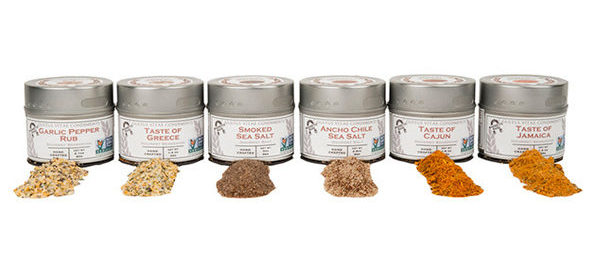 Normally $60, this spice and salt collection is 33 percent off