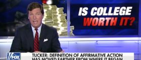 Tucker: Affirmative Action College Admissions Are Benefitting Foreigners, Hurting American-Born Minorities
