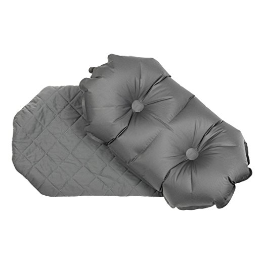 Normally $40, this camping pillow is 36 percent off today (Photo via Amazon)