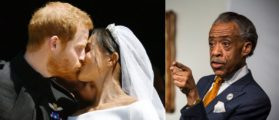 Al Sharpton Somehow Makes Royal Wedding About 'White Supremacist' Trump Voters
