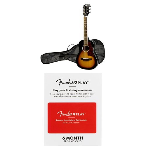 Normally $119, this guitar bundle is 24 percent off when purchased together today (Photo via Amazon)