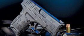 Gun Test: Springfield's XD-S Mod. 2 .45