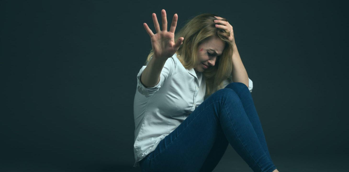 Abused Woman e