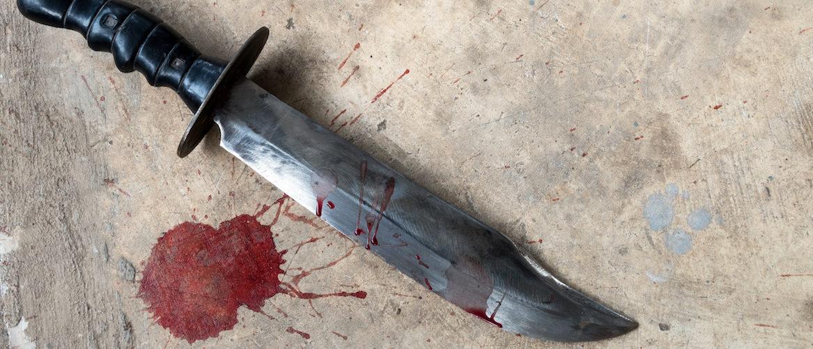 Bloody Knife/Shutterstock
