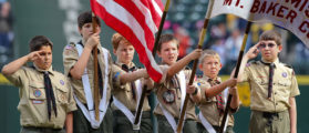Condoms Will Be Available At World Scout Jamboree In West Virginia