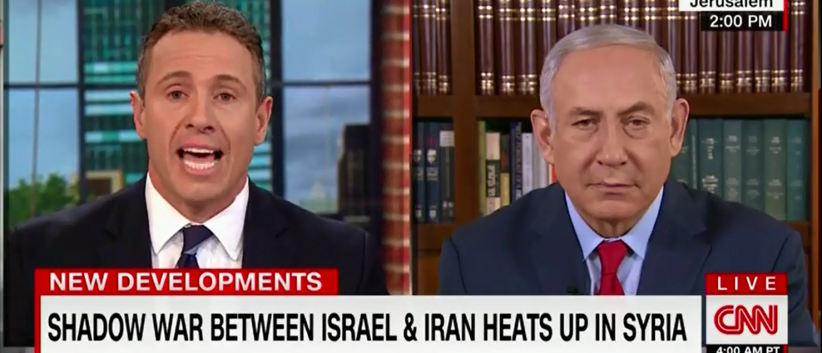 CNN's Chris Cuomo Tries To Nail Down Netanyahu On Israel Nuclear Capabilities - New Day 5-1-18