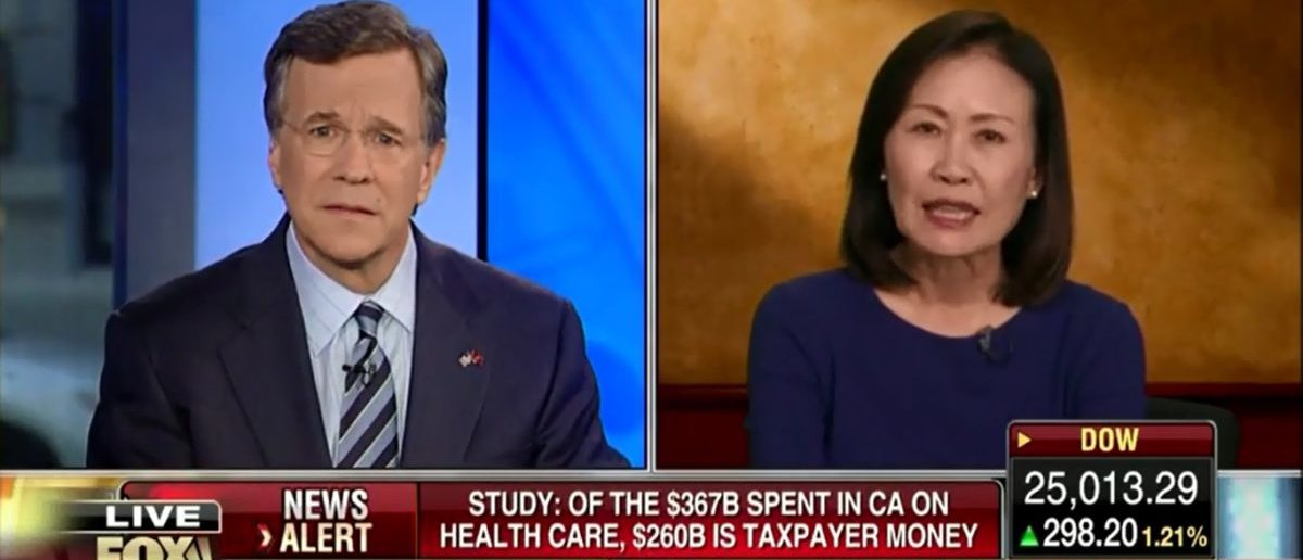 California Could Become First State To Offer Healthcare To Illegal Immigrants - Fox Business 5-22-18