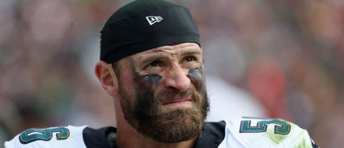 Chris Long Says He Used His 'Fair Share' Of Marijuana During His NFL Days