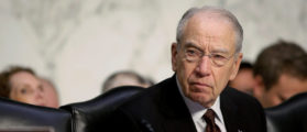 Grassley Wants To See Memo That Lays Out Scope Of Mueller Probe