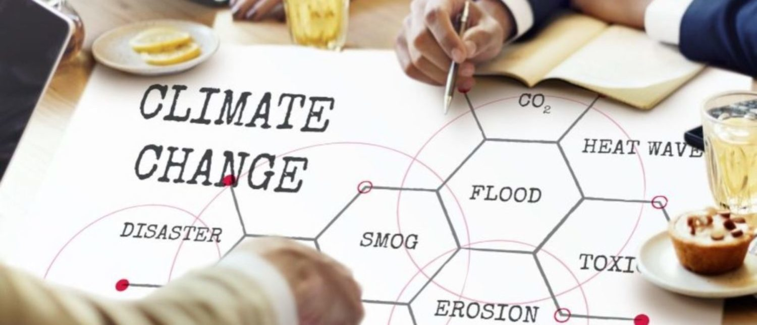 A visual guide to climate change is pictured. (Rawpixel.com/Shutterstock)