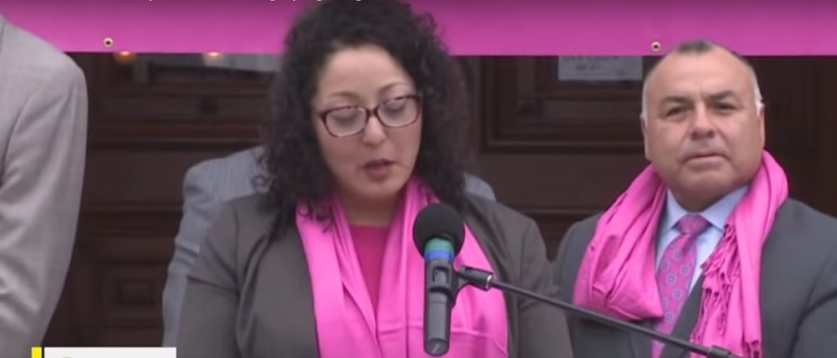 YouTube via CBS This Morning |Cristina Garcia | Cristina Garcia Cleared Of Allegations