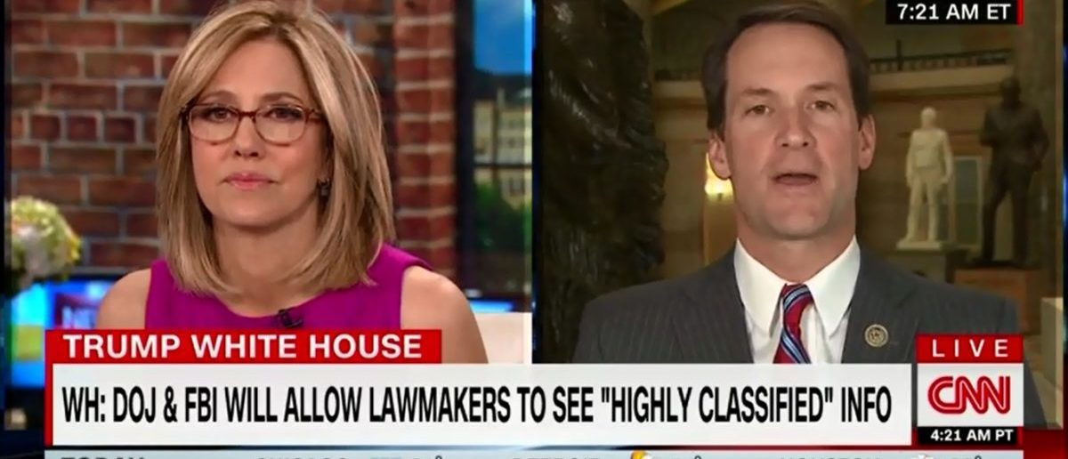 Dem Rep. Jim Himes Doesn't Trust House Intel Chair Devin Nunes With Classified Information - CNN New Day 5-22-18