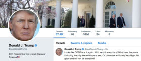 Trump Blocking Critics On Twitter Is Unconstitutional, Judge Rules