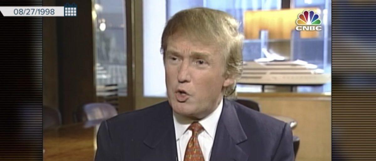 Screenshot/YouTube/NBC News   Trump: Clinton Should Have Pled The Fifth