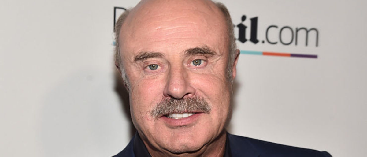 LOS ANGELES, CA - JANUARY 06: Dr. Phil McGraw attends DailyMail's after party for 2016 People's Choice Awards at Club Nokia on January 6, 2016 in Los Angeles, California. (Photo by Alberto E. Rodriguez/Getty Images for DailyMail.com)