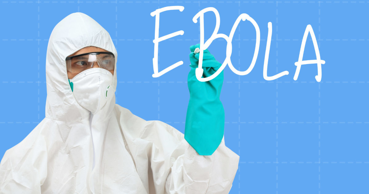 Ebola has spread to a major city in Congo, and the death toll is rising rapidly.(Shutterstock/pixfly)