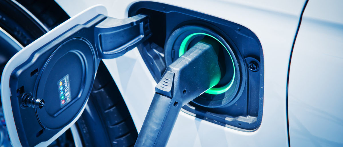 BP announced on Tuesday it is investing $20 million in an ultra-fast electric car charging company, StoreDot, which claims it can charge a car in five minutes. (Photo: Shutterstock.com)
