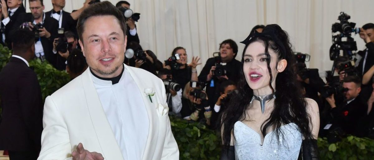 Elon Musk Has A New Girlfriend Andyikes Photos  The -1265