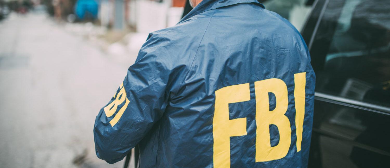 FBI Agent (Shutterstock/ Marija Stojkovic)