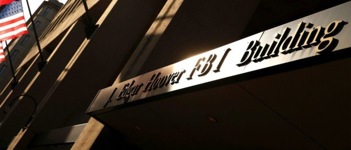 FBI headquarters in Washington, D.C. (Reuters photo: Jonathan Ernst) | Lisa Page Resigns From FBI