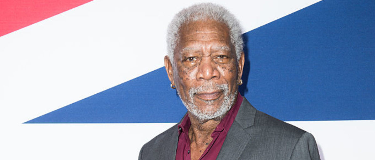 HOLLYWOOD, CA - MARCH 01: Actor Morgan Freeman attends the premiere of Focus Features' 'London Has Fallen' at ArcLight Cinemas Cinerama Dome on March 1, 2016 in Hollywood, California. (Photo by Emma McIntyre/Getty Images)