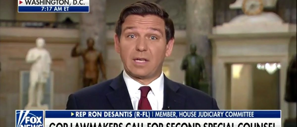 GOP Rep. Ron DeSantis Renews Calls For Second Special Counsel To Investigate Clinton Emails And FISA Abuses - Fox & Friends 5-22-18