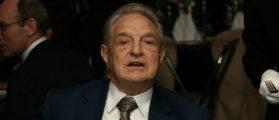 George Soros at the London School of Economics Alumni Dinner, Ritz Carlton Hotel December 15, 2006 in Kuala Lumpur, Malaysia. - ShutterStock Adrin Shamsudin