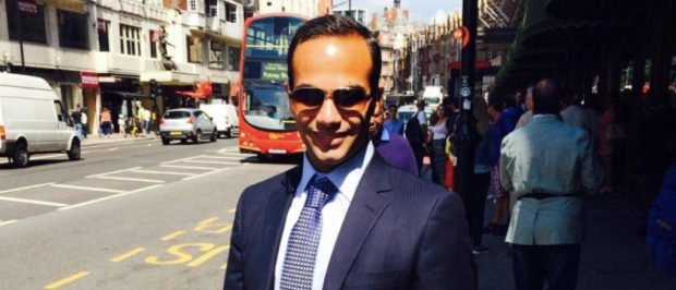 Pictured is George Papadopoulos. (LinkedIn)
