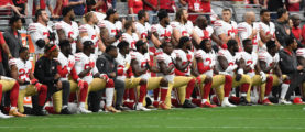 NFL Announces Proposed Penalty For Kneeling For Anthem – The Fans Are Pissed